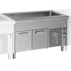 Cooled Tank On Refrig. Cupboard 4x Gn1/1