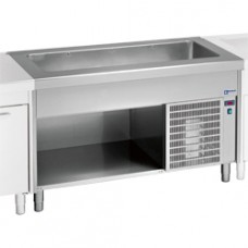 Cooled Tank On Open Cupboard 3x Gn1/1
