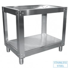 Support (stainless Steel) For Oven 2x4 Pizza