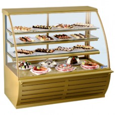 Sweet Pastry Counter, Ventilated + Group
