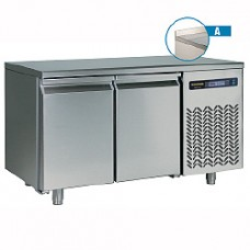 Static/vent. Cooling Table Pastry 2 Doors+ba