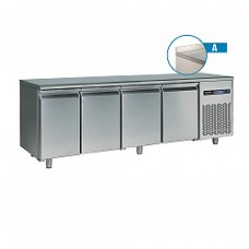 Static/vent. Cooling Table Pastry 4 Doors