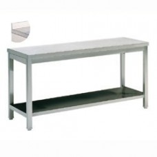 Stainl. St. Work Table, Foundation Tablet