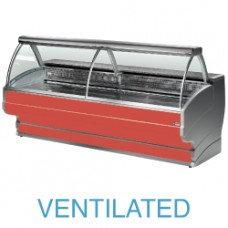 Refr. Glass Disp.curved Glass Vent