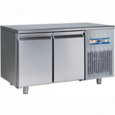 Ventilated Cooling Pastry Table 2 Doors