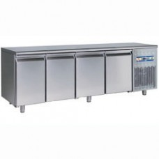 Ventilated Cooling Pastry Table 4 Doors