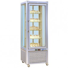 Refrig. Display 5 Turn Grills Vent. 400l
