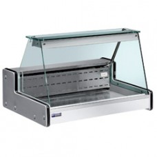 Refrigerated Display Counter - Front Glass