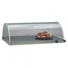 Croissant Heater With Dome Cover